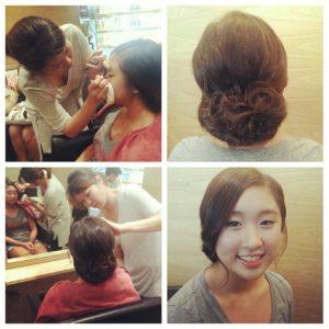 Make Up & Hair Do