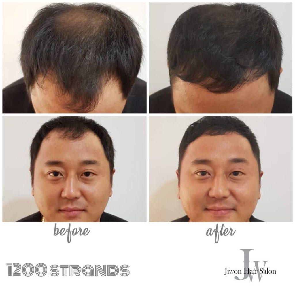 Nano Hair Extension Ocean Korean Hair Salon