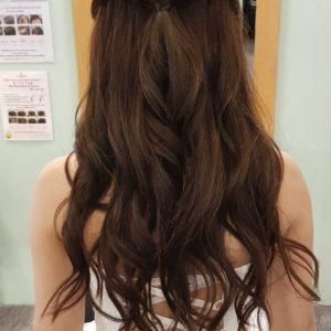 Hair Cut & Bridal Make Up